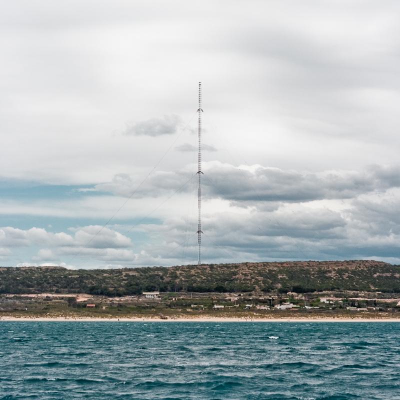 Antena de Guardamar del Segura, conocido por todo buen veraneante del Levante español.