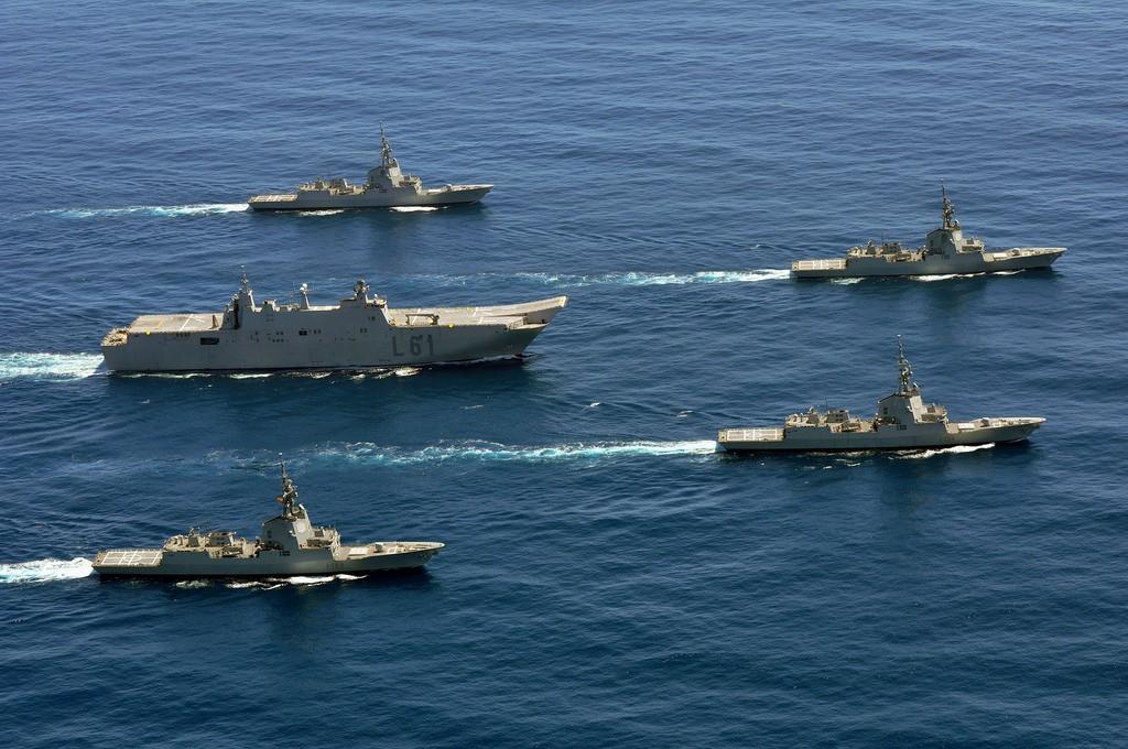 España merece una Fuerza Naval dimensionada en concordancia a su estatus como nación marítima.