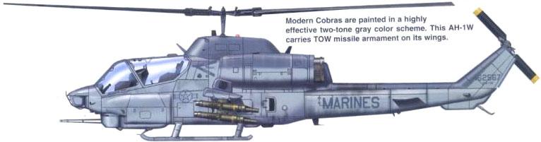 AH-1W Super Cobra. Sin duda merecen una segunda oportunidad en la Armada.