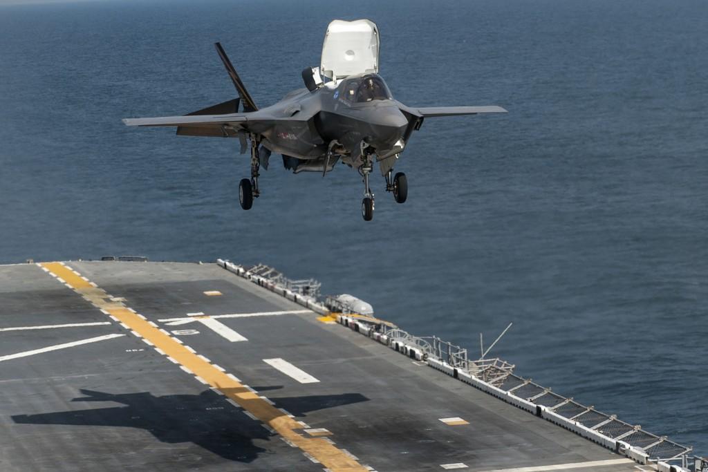 F-35B, el sueño quizás irrealizable de la Flotilla de Aeronaves.