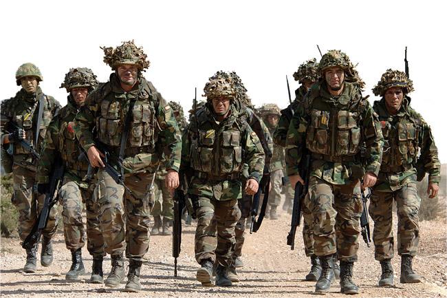 Nuestra Infantería de Marina, la más antigua del mundo, es hoy en día un cuerpo moderno y eficaz, con amplia experiencia en operaciones internacionales.