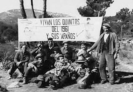 Ya en 1961 se denunciaba, de forma cómica, las deficiencias de material del Ejército.