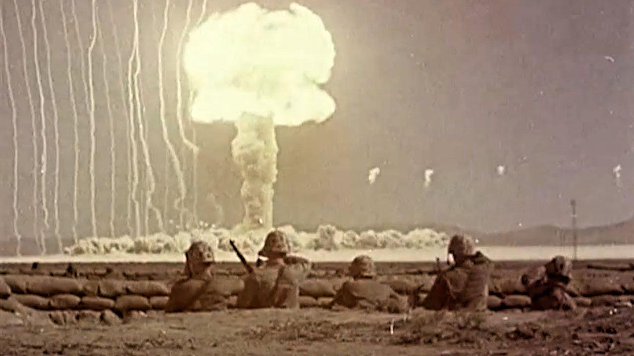 detonacion desierto
