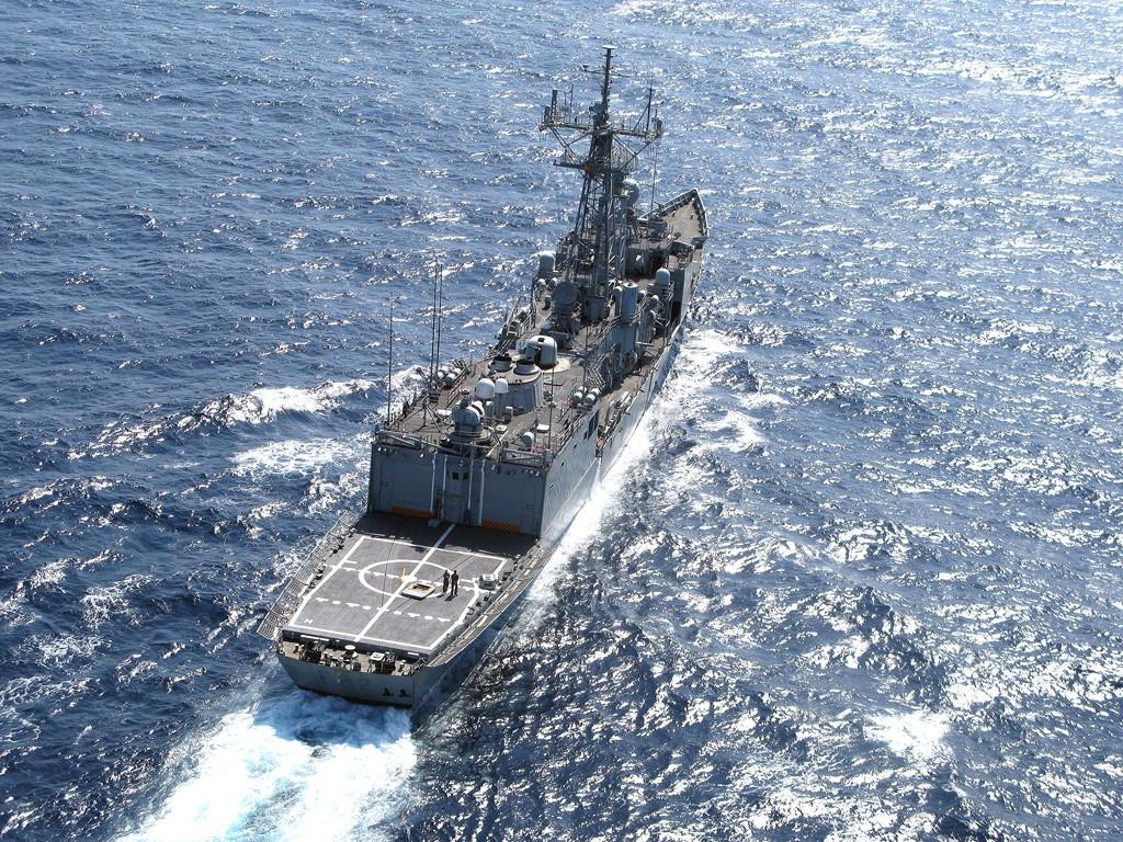 Las fragatas de la clase Santa María necesitan un relevo urgente.
