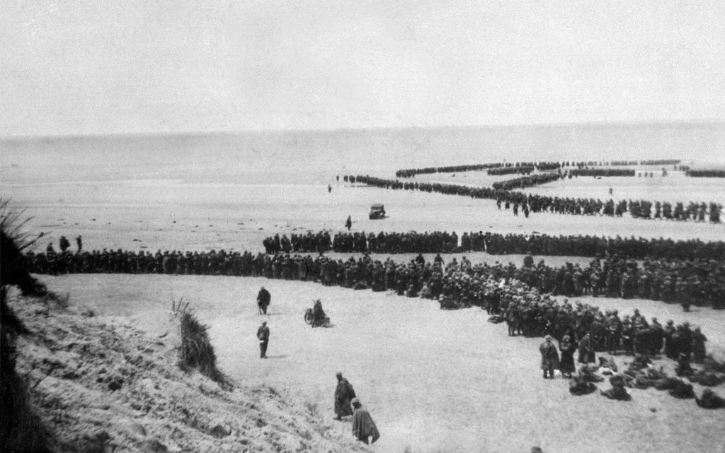 Una retirada a tiempo puede ser una victoria. Dunkerque es un buen ejemplo.