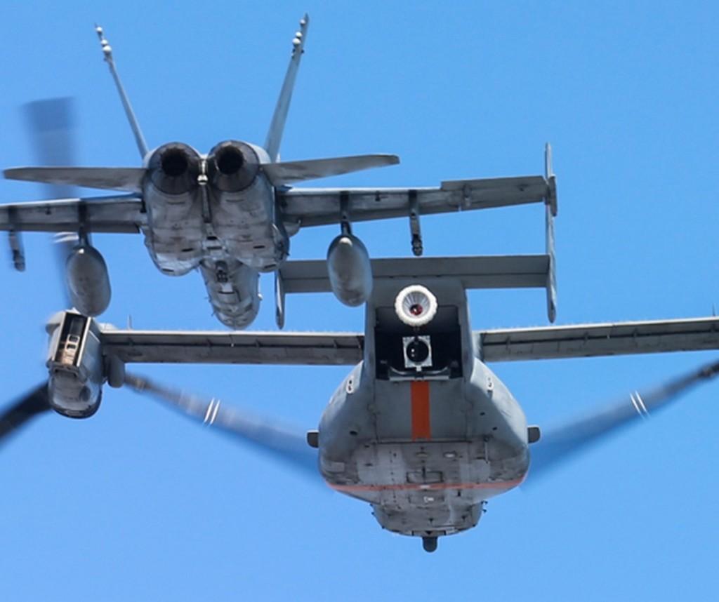 El módulo de reabastecimiento en vuelo es una realidad y sería una opción muy interesante para nuestra Arma Aérea.