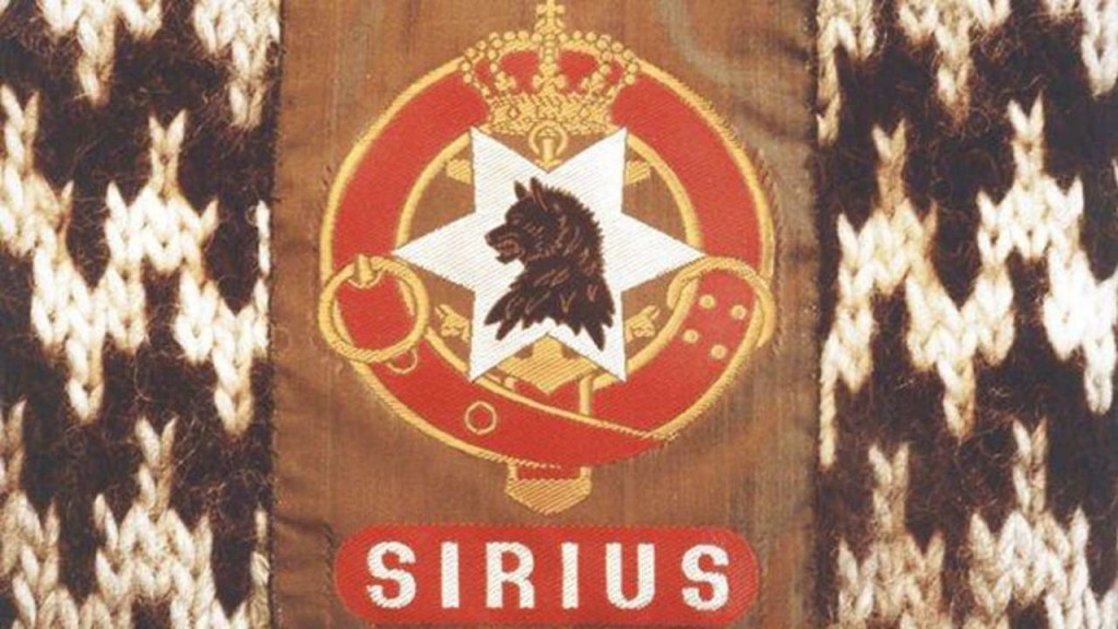 Escudo de la Patrulla Sirius.