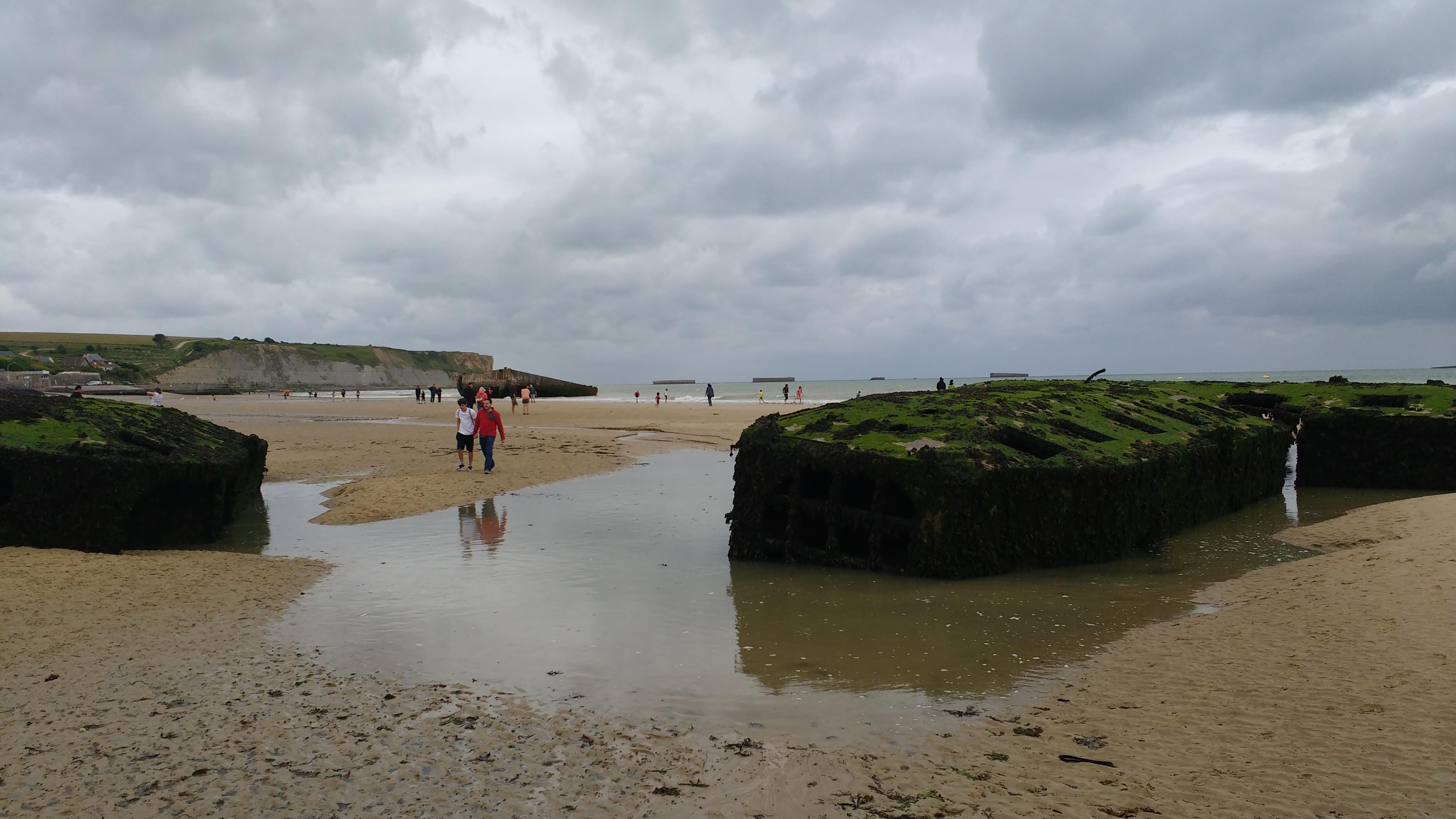Visita Expres A Las Playas Del Desembarco De Normandia Fuerza Naval