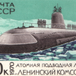 La circunnavegación submarina soviética de 1966.